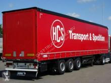 semi remorque Schmitz Cargobull SCHUIFZEIL - DAK / DISC BRAKES