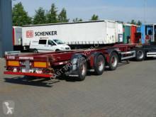 Renders X STEERING 40 + 45 FT HIGH CUBE semi-trailer