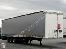 naczepa Schmitz Cargobull CURTAINSIDER / MEGA /LIFTED ROOF AND AXLE/RSAB