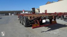 semirremolque General Trailers PC 45' Multi positions porte caisse