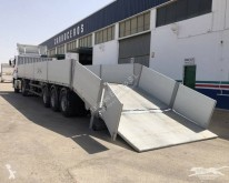Guillen Laterales bajos semi-trailer