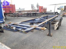 semi remorque Van Hool 20' Container Transport