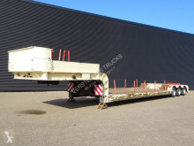 semi remorque Nooteboom OSDB-45 / 3 STEERING AXLES / LOWBED
