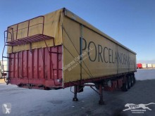 Gontrailer tipper semi-trailer