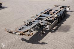 semi remorque Krone Container Chassis 45ft. / Multi