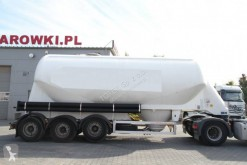 semi remorque Feldbinder CISTERN SEMI-TRAILER EUT 37.3 FOR LOOSE MATERIALS