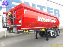 semi remorque Kässbohrer SKS B 27 Tipper