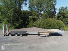 Faymonville max trailer max 100 9.3 extensible semi-trailer