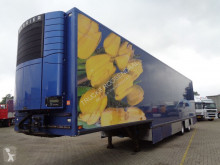 Fruehauf FLOWER TRAILER + CARRIER + HEATER + LIFT semi-trailer