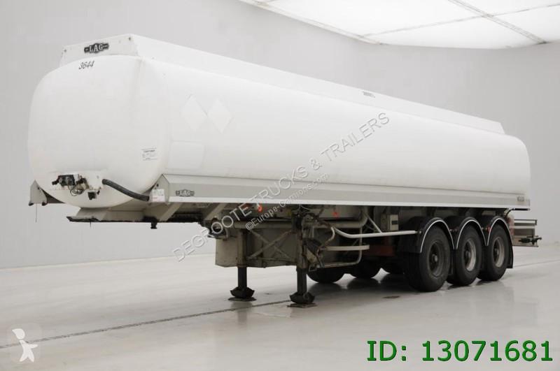 Voir les photos Semi remorque LAG Tank 36000 liter