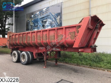 semiremorca General Trailers kipper Steel suspension