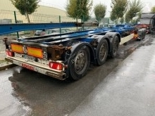 Kögel S3D430 semi-trailer