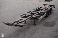 semi reboque Krone Container Chassis 45ft. / Multi