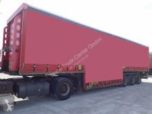 Sommer SP 24-CU Tiefbett / LaSi XL / Getränke / Hubdach semi-trailer