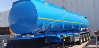 Cbfr oil/fuel tanker semi-trailer
