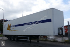 semi remorque System Trailers PRS27 BOXTRAILER WITH LOADLIFT/LAADKLEP