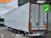 полуремарке Talson F1227 TAG FNA Mega Luftfracht-Aircargo Rollenbet Liftachse