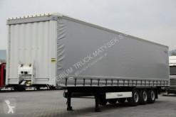 Krone CURTAINSIDER /STANDARD/ XL CERT/ LIFTED AXLE / semi-trailer