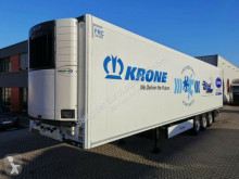 semi remorque Krone SD / Carrier Vector 1550 / ATP 02.2021