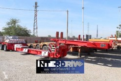 Bertoja carrellone culla allungabile 2 assi heavy equipment transport