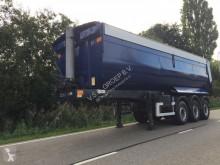 ATM 32 m3 geïsoleerd kipper 3 asser semi-trailer