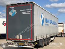 Krone Curtainsider Mega semi-trailer