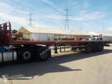 semi remorque SDC Tri Axle Flat Bed Trailer