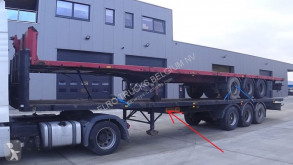 semi remorque Wielton PTS 34.100 (BPW-axles / DRUM BRAKES / FREINS TAMBOUR)