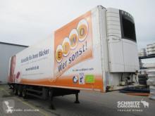 полуремарке Schmitz Cargobull Tiefkühler Standard Doppelstock Ladebordwand