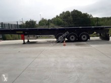 TecnoKar Trailers transport de tôles semi-trailer