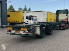 semi remorque Groenewegen CONTAINERCHASSIS 40FT 20FT SPRING SUSPENSION