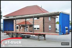 Voir les photos Semi remorque Krone 27 Plattform, BPW, Liftachse, Scheibenbremse