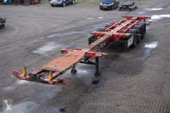 návěs D-TEC Container chassis 45ft. / Multi / Lift Axle