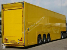 semi remorque Talson DOUBLE DECK TRAILER