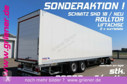 semi reboque Schmitz Cargobull SKO 18/ ROLLTOR / 2-achs / LIFTACHSE / MEHRFACH