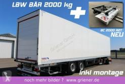 Schmitz Cargobull SKO 18/ ROLLTOR / 2-achs / LIFTACHSE / MEHRFACH Auflieger