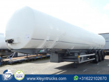 LAG FUEL 47.000 LTR 5 compartment semi-trailer