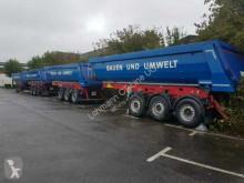 Meiller 3-Achs Kippauflieger KISA3 MHPS 12/27 NOSS1 semi-trailer