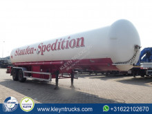 Gofa TURBUD GAS LPG 50.000 ltr (1987) semi-trailer