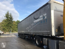 Schmitz Cargobull SCHUIFGORDIJN LUCHTGEVEERD 2011 2 STUKS semi-trailer