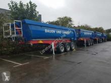 Meiller 3-Achs Kippauflieger Mietkauf 48 x 313 EUR semi-trailer