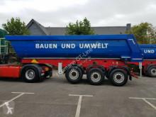 Meiller 3-Achs Kippauflieger KISA 312/27 NOSS1 semi-trailer