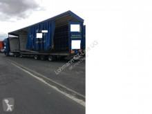Kotschenreuther 3-Achs Getränkeauflieger Stufensattel Hubdach semi-trailer