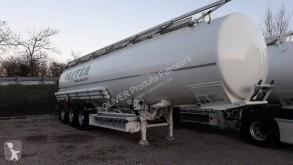 semi remorque citerne hydrocarbures Trailor