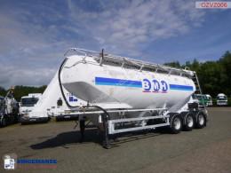 semi remorque nc Powder tank alu 40 m3 / 1 comp