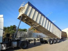Benalu cerealera semi-trailer
