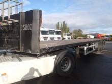 Pacton 13m60 semi-trailer