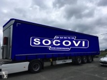 Fliegl SDS 380 RoadRunner semi-trailer