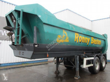 Robuste Kaiser S330 , 2 SAF axle , Tipping trailer , Air suspension semi-trailer