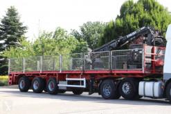 Floor FLO-18-30K1 HIAB 220R Rollerkraan semi-trailer